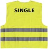 Single Safety Vest