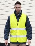 Motorist Safety Vest mit Wunschdruck