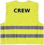 Crew Warnweste